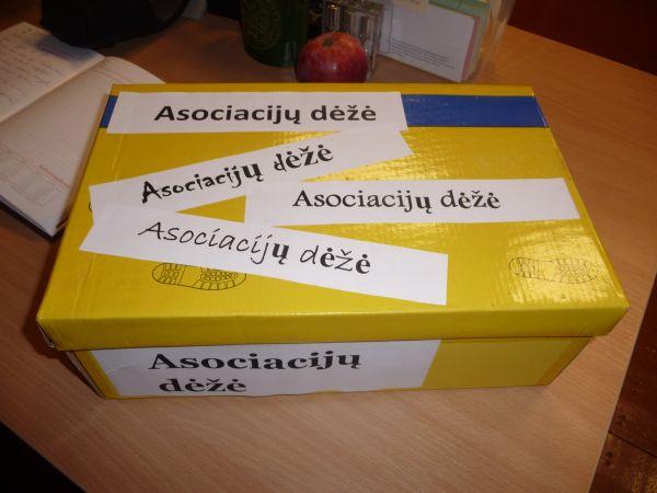 Asociacijų dėžė