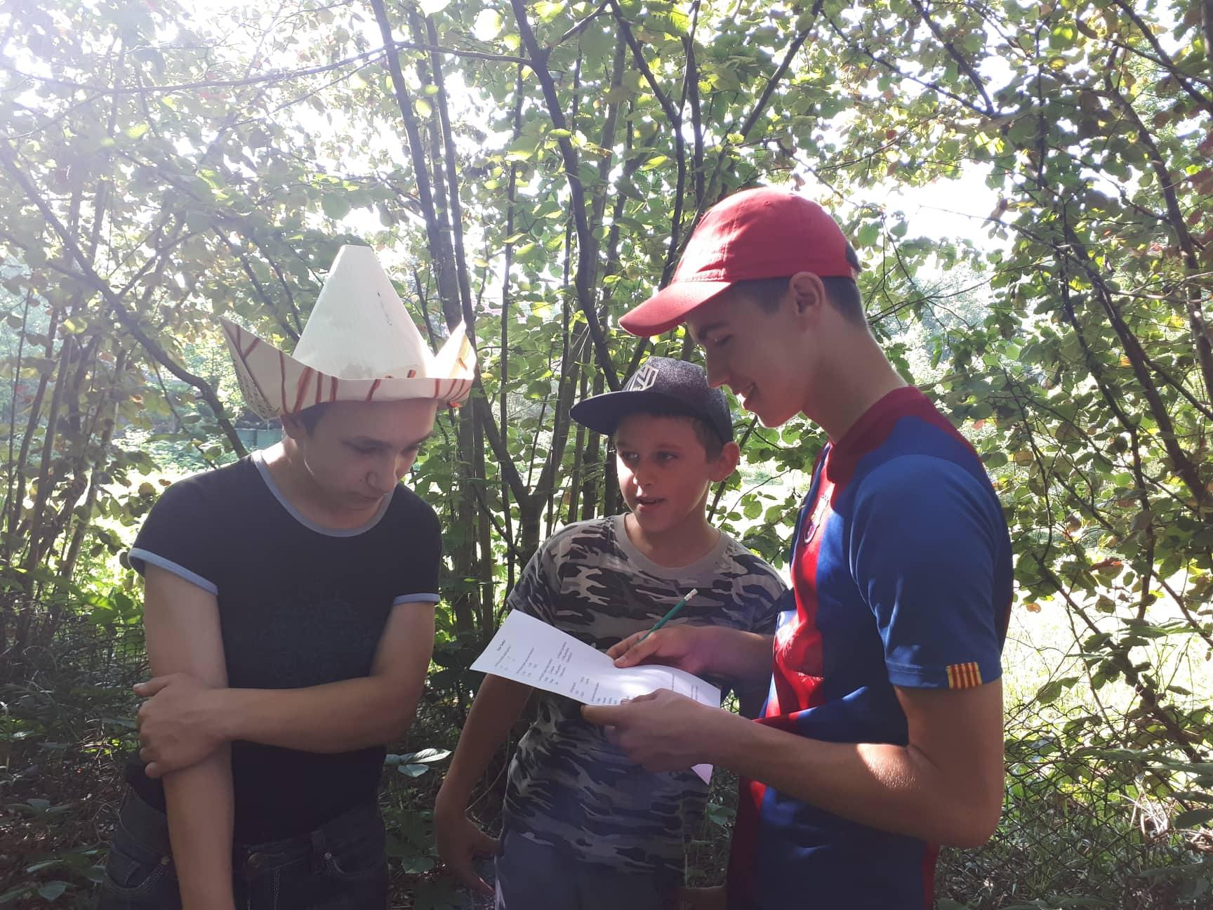 Netradicinė pamoka Rambyno regioninio parko gandrų kolonijoje